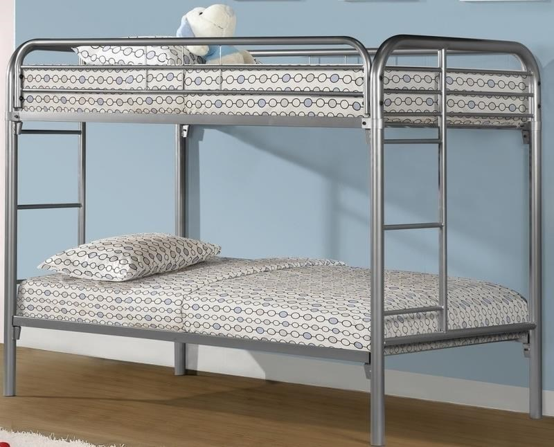 Dennis Dennis Twin Bunk Bed by Donco Trading Co at Morris Home