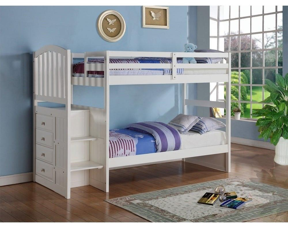 Luna Luna Bunk Bed by Donco Trading Co at Morris Home