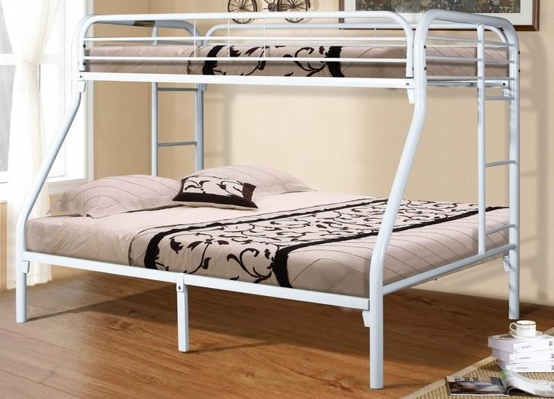 Markie Markie Twin/Full Bunkbed by Donco Trading Co at Morris Home