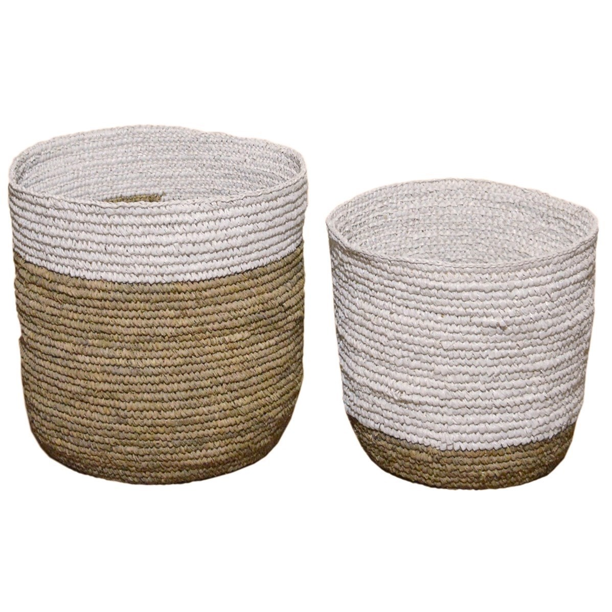 Accessories Basket Set of 2 at Williams & Kay
