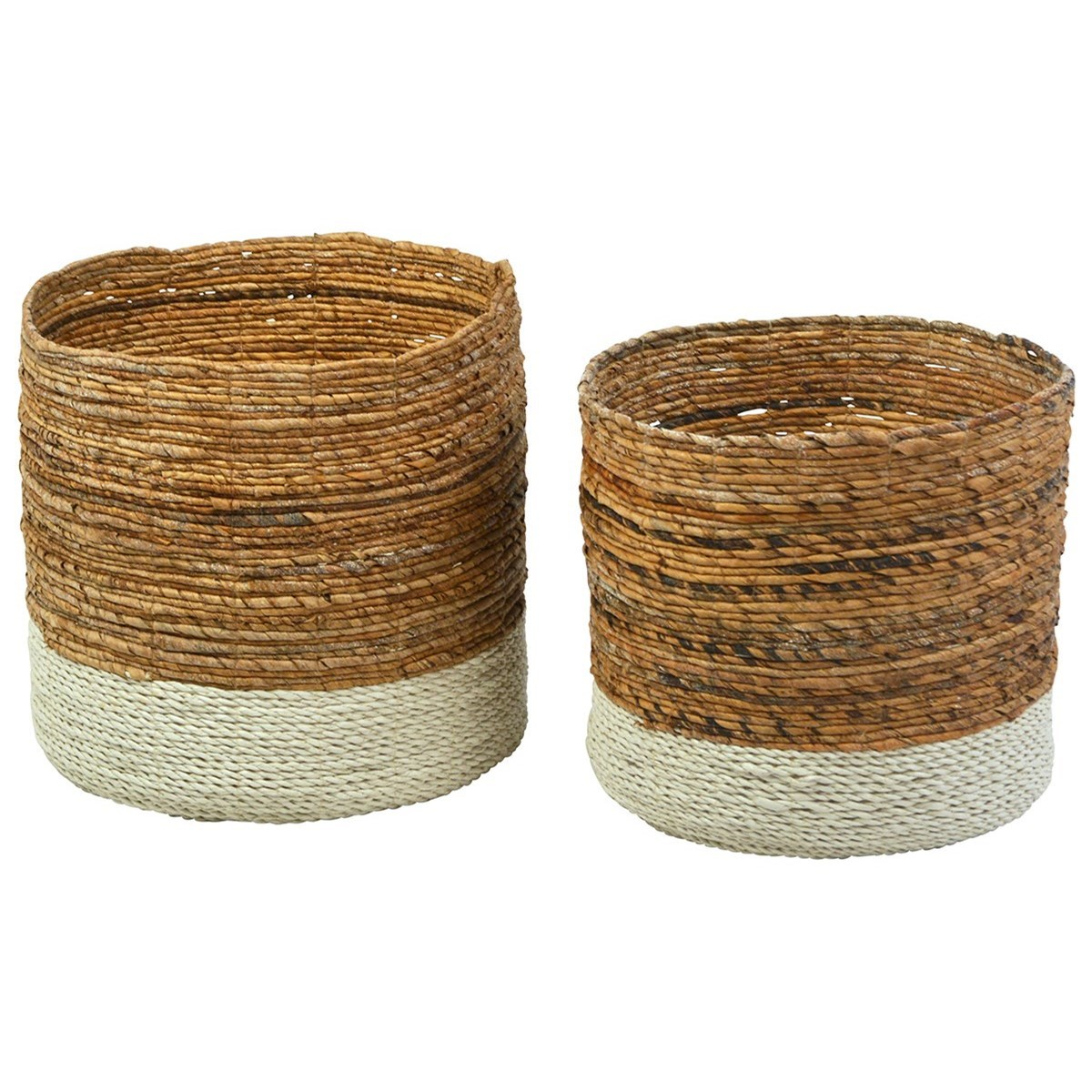 Accessories Basket Set of 2 by Kaitlyn's Kreations at Sprintz Furniture