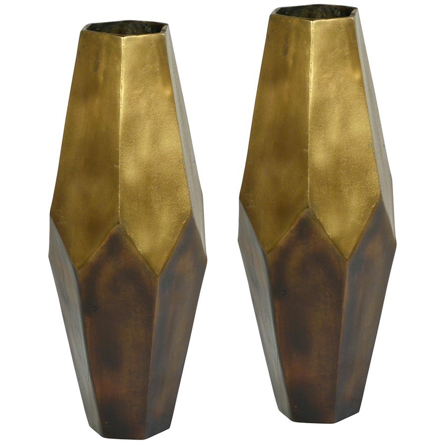Accessories Vase Set of 2 by Kaitlyn's Kreations at Sprintz Furniture