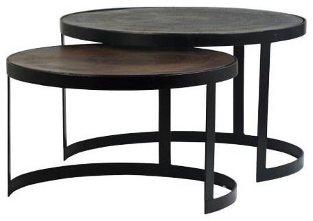 Atazar Side Table Set at Williams & Kay