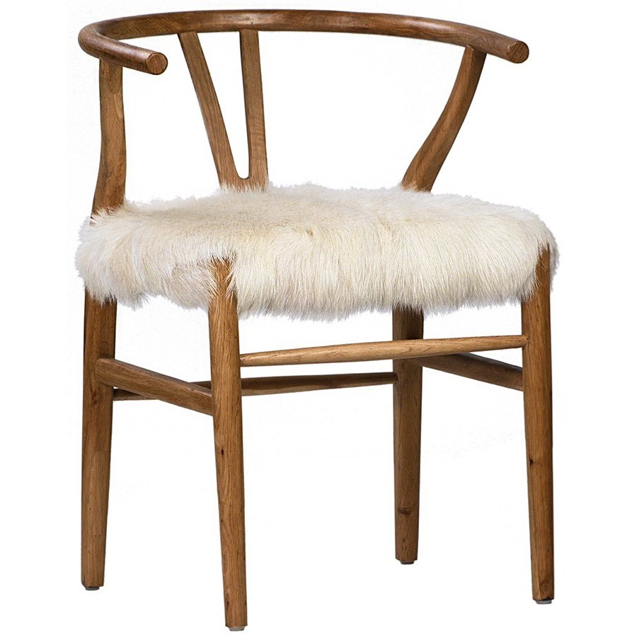 Baker Accent Chair at Williams & Kay