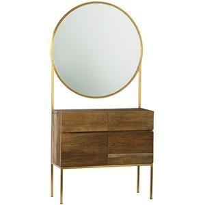 Helmond Dresser with Mirror