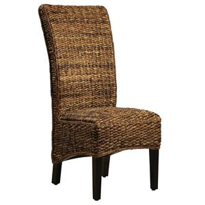 Dining Woven Side Chair