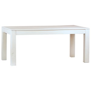 Miranda Dining Table White 72""
