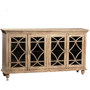 Bacca Sideboard with 4 Doors