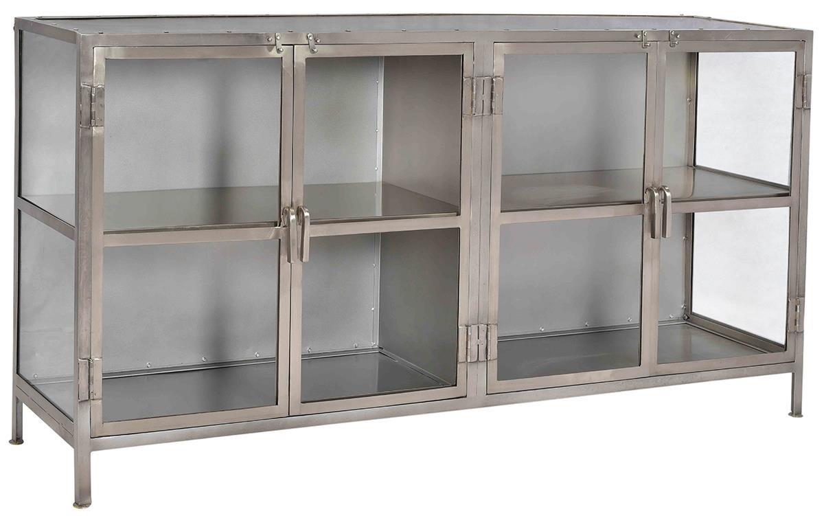 Sideboards/Buffets Larsa Sideboard by Dovetail Furniture at Jacksonville Furniture Mart