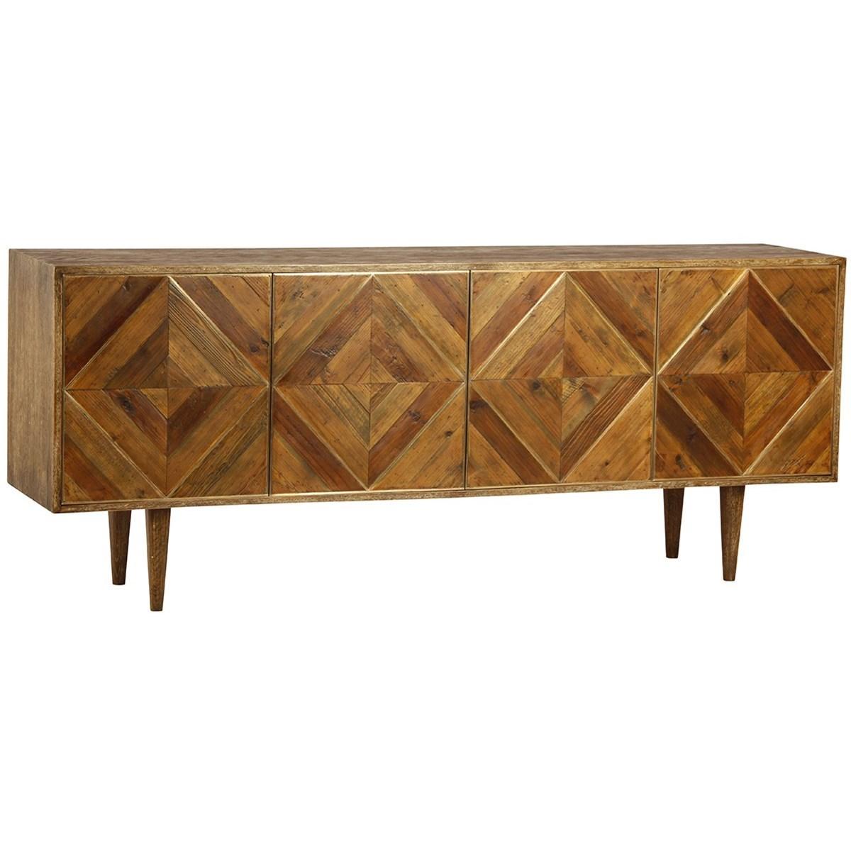 Sideboards/Buffets Josef Sideboard by Dovetail Furniture at Jacksonville Furniture Mart