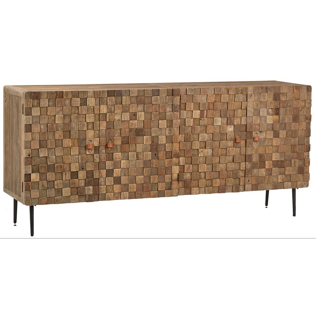 Sideboards/Buffets Lasko Sideboard by Dovetail Furniture at Jacksonville Furniture Mart