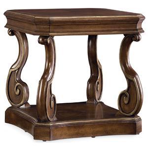 Drexel Casa Vita Conti Side Table