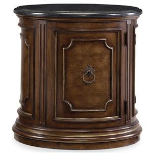 Drexel Casa Vita Rizzo Commode w/ Black Granite Top