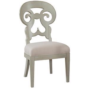 Drexel Gourmet Dining Lynx Side Chair