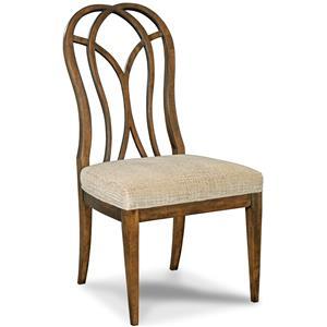 Drexel Olio Allurement Side Chair