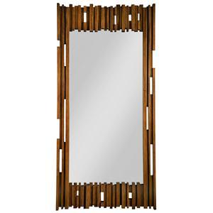 Drexel Renderings Ata Floor Mirror