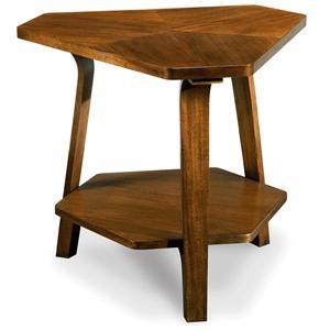 Drexel Renderings Etch Bunching End Table