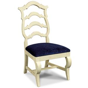 Drexel Viage  Adventurers Dining Side Chair