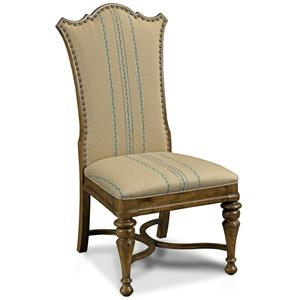 Drexel Viage  Empire Dining Side Chair
