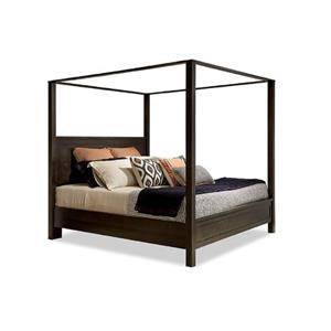 King Poster Bed with Canopy