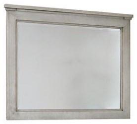 191 Vertical Mirror by Durham at Stoney Creek Furniture