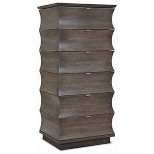 Lingerie Chest with 6 Drawers