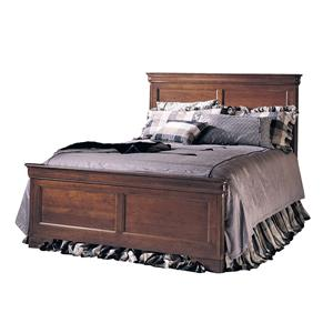 Durham Chateau Fontaine Panel Bed