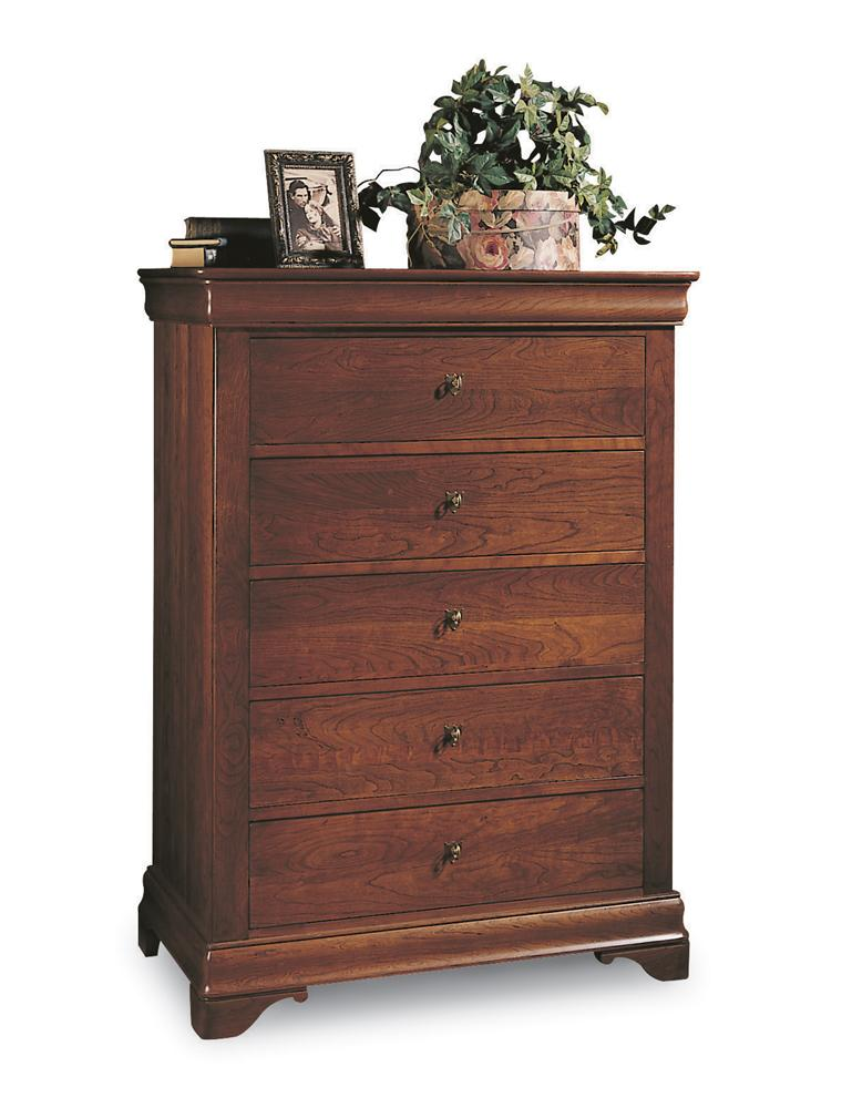 Chateau Fontaine Chest by Durham at Stoney Creek Furniture