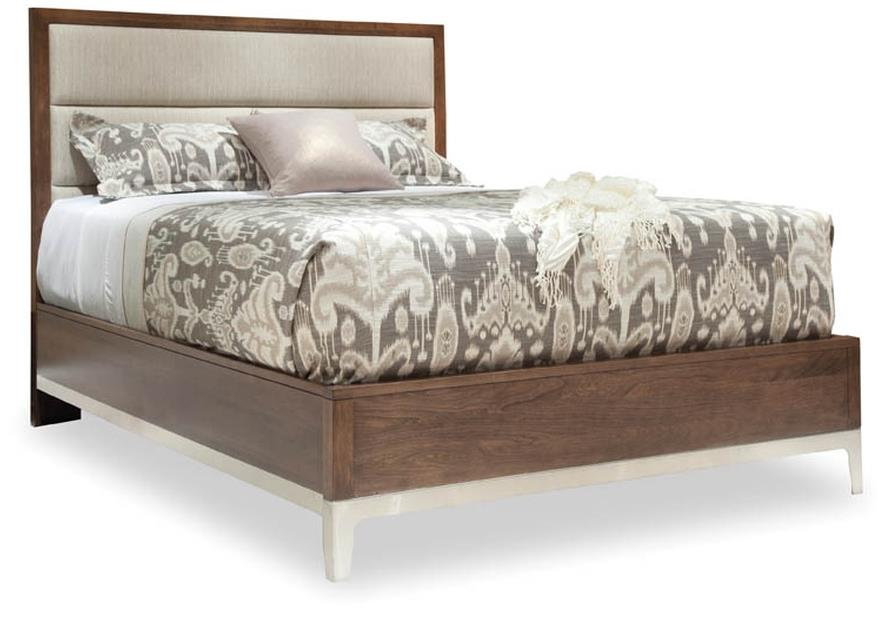 Defined Distinction King Upholstered Bed by Durham at Bennett's Furniture and Mattresses