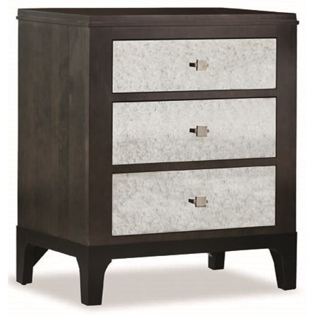 Front Street Night Stand by Durham at Stoney Creek Furniture