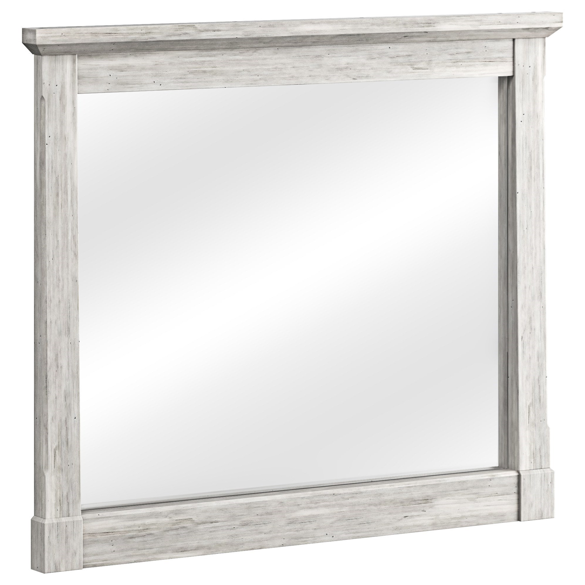 Lighthouse Mirror by Durham at Jordan's Home Furnishings