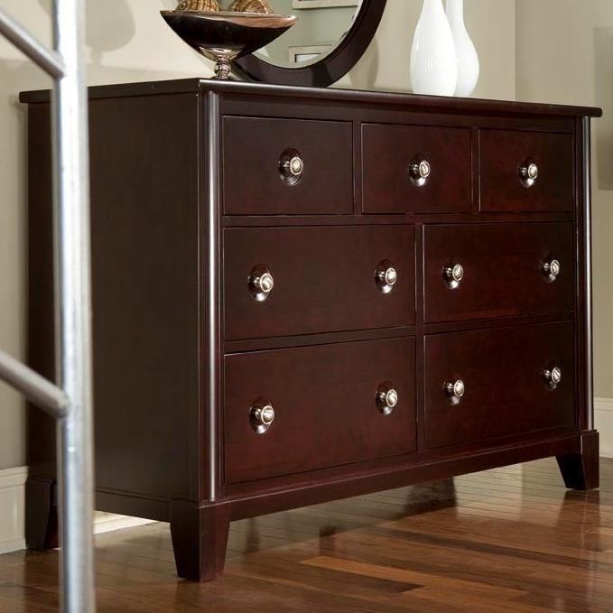 Manhattan  Triple Dresser by Durham at Stoney Creek Furniture