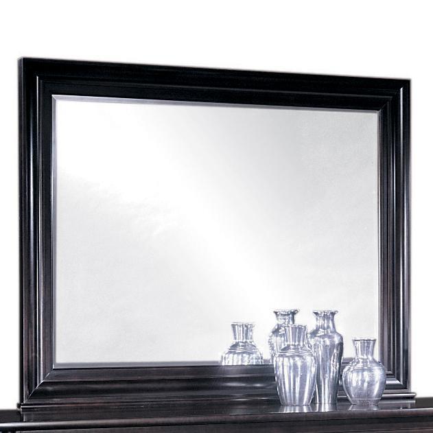 Manhattan  Landscape Mirror by Durham at Stoney Creek Furniture