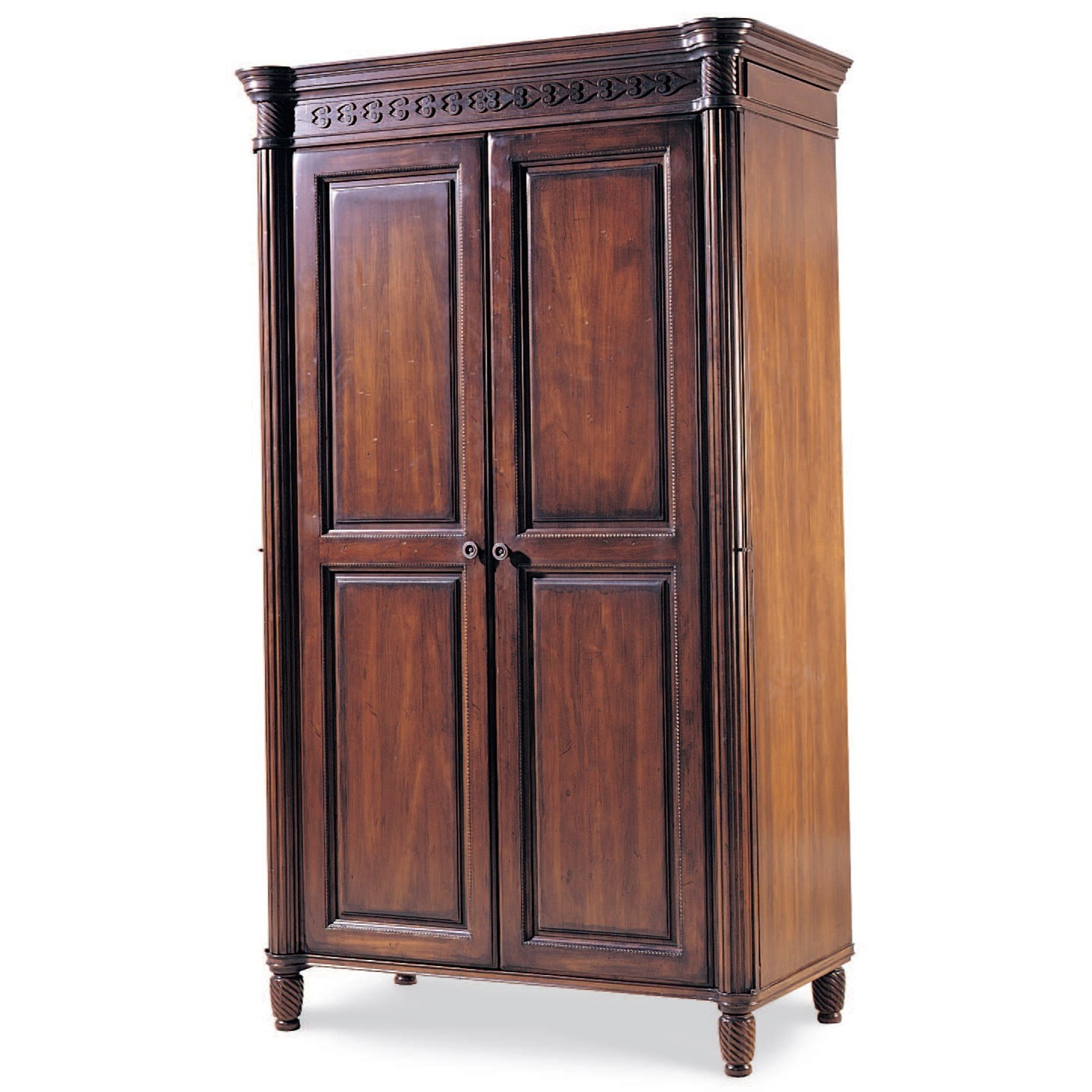George Washington Architect Armoire by Durham at Stoney Creek Furniture