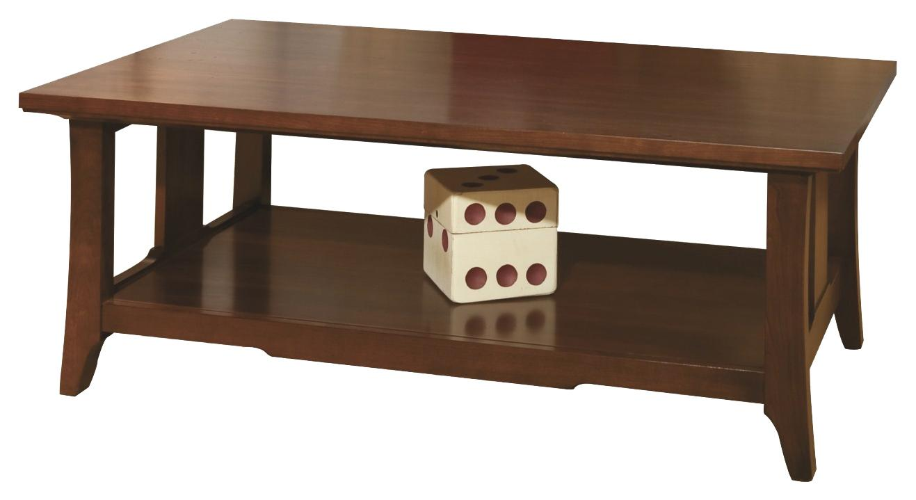 Occasional Tables Durham Westwood Cocktail Table by Durham at Stoney Creek Furniture