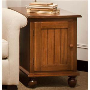 Durham Occasional Tables Durham Cottage Chairside Commode