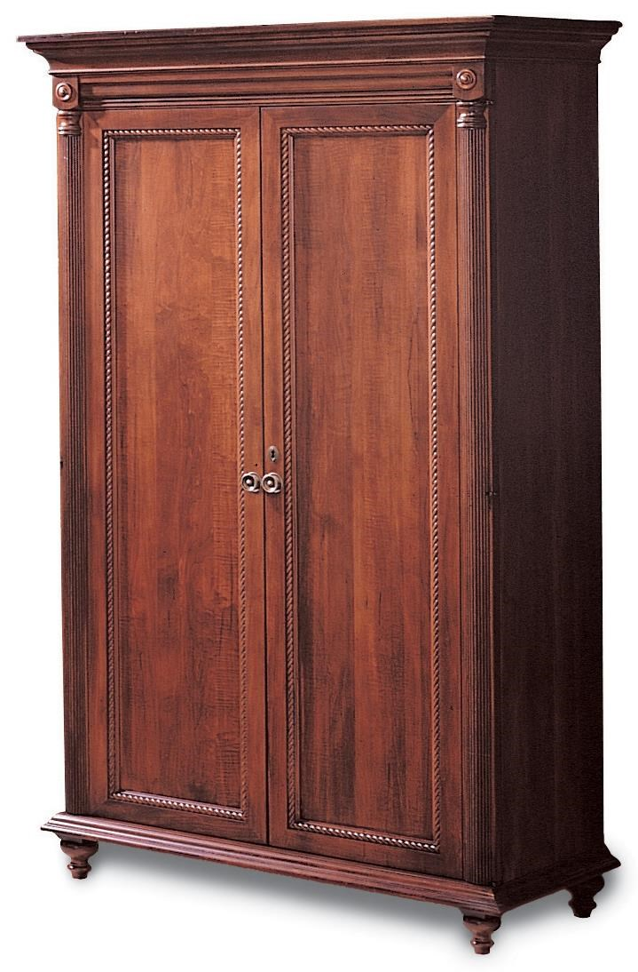 Saville Row Armoire by Durham at Jordan's Home Furnishings