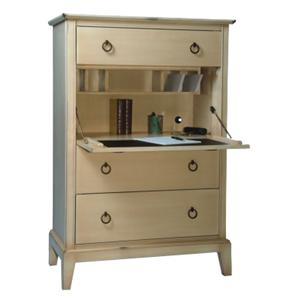 Durham Solid Choices Secretary Chest