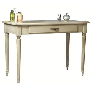 "Durham Solid Choices 42"" Traditional Writing Table"