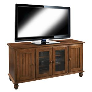 Durham Solid Choices Cottage Plasma Console