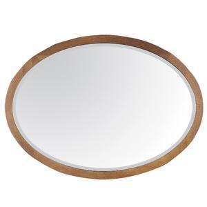 Durham Lodo Oval Mirror