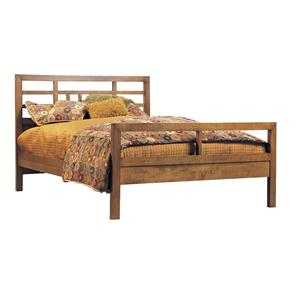 Durham Lodo Asian Slat Bed