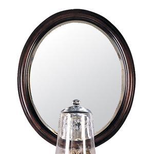 Durham Southampton  Oval Mirror