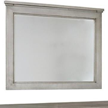 Studio 19 Mirror by Durham at Stoney Creek Furniture