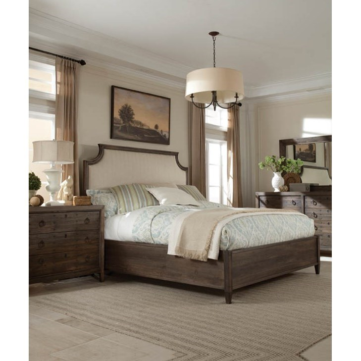 The Distillery King Bedroom Group by Durham at Jordan's Home Furnishings