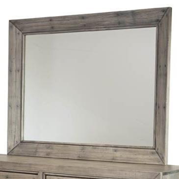 The Distillery Landscape Mirror by Durham at Stoney Creek Furniture