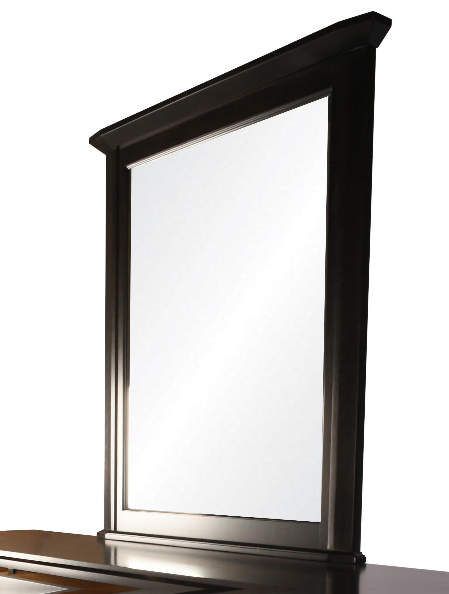Urbane Mirror by Durham at Bennett's Furniture and Mattresses