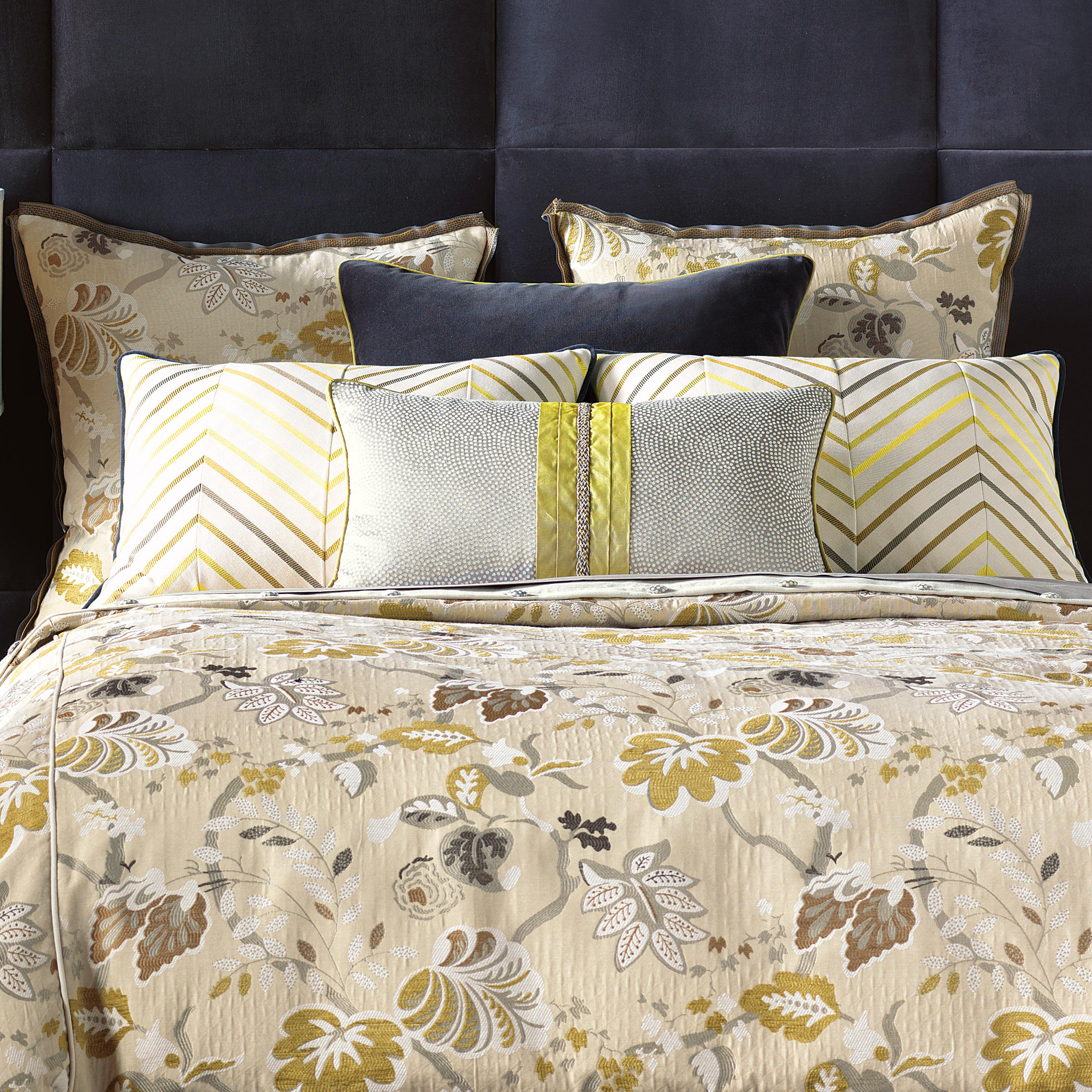 Caldwell King Sham by Eastern Accents at Alison Craig Home Furnishings
