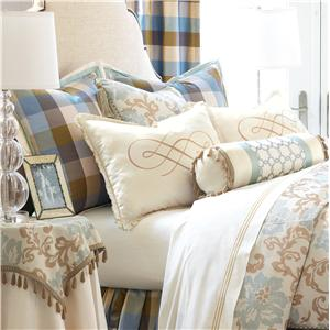 Eastern Accents Kinsey Euro Sham