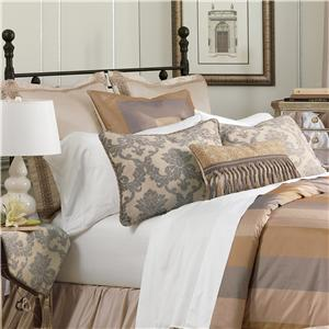 Eastern Accents Lancaster Grand Queen Sham